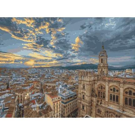 Eron Sanat şehir Manzarası Numaralı Boyama Seti Zorluk Fiyatı