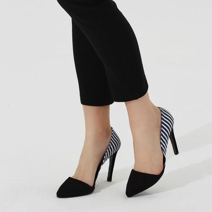 Butigo Lady 85Z Siyah Kadın Ayakkabı