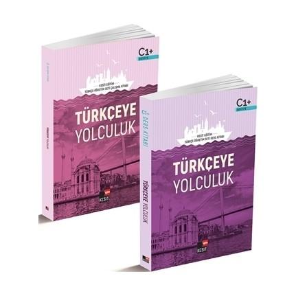Turkceye Yolculuk C1 Ders Kitabi C1 Calisma Kitabi 2 Fiyati