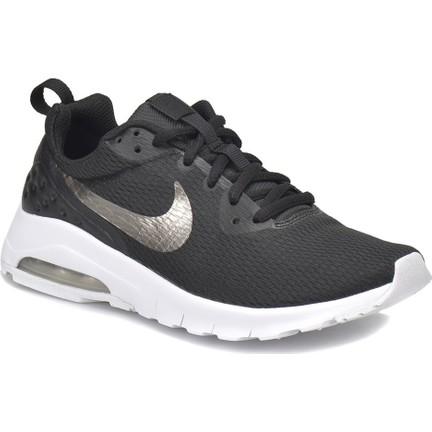 release date 10854 faff6 Nike Air Max Motion Lw (Gs) Siyah Beyaz Erkek Çocuk Koşu Ayakkabısı