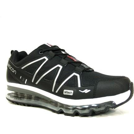 a3df4db531e7d Lescon L5500 Siyah Bağcıklı Airtube Günlük Erkek Spor Ayakkabı