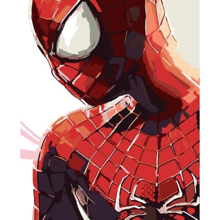 Eron Sanat Spiderman Numaralı Boyama Setleri Zorluk Seviyesi Fiyatı