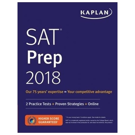 Kaplan Sat Book