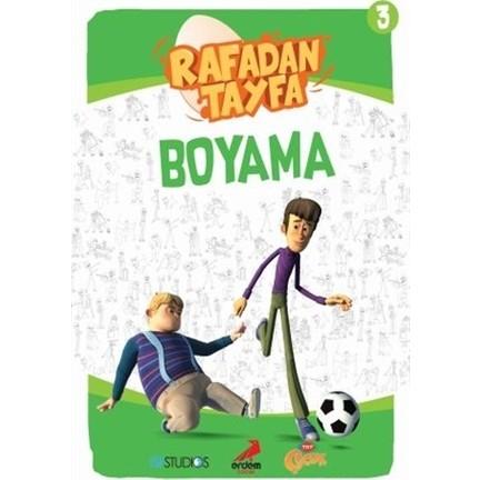 Boyama Sayfasy Rafadan Tayfa Boyama Boyama Sayfasi