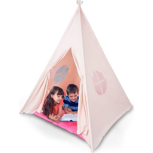 Svava Lüks Çocuk Oyun Çadırı (Pembe)