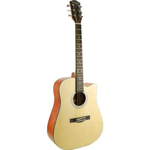 Segovia SGA41N Cutaway Akustik Gitar