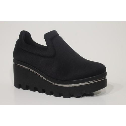 Oflaz Y-18760 Günlük Kadın Streç Ayakkabı