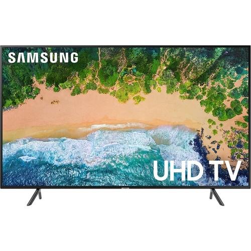 """Samsung 55NU7100 55"""" 139 Ekran 4K Uydu Alıcılı Smart LED TV"""
