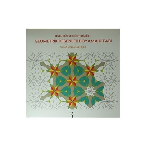 Birim Hücre Gösterimi Ile Geometrik Desenler Boyama Kitabı Fiyatı
