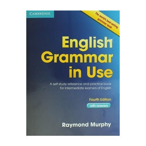 English Grammar in Use with Answers Kitabı ve Fiyatı