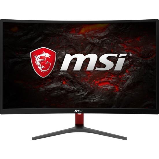 "MSI OPTIX G24C 23.6"" 144Hz 1ms (HDMI+Display+DVI) FreeSync FHD VA Curved Monitör"