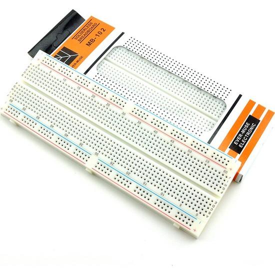 RoboKolik Mb-102 Büyük Boy Breadboard 830 Delik