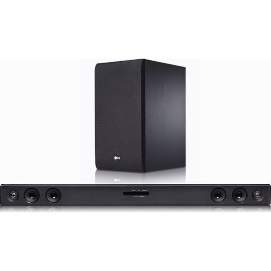 LG SJ3 DTURLLK 300W Wireless Soundbar