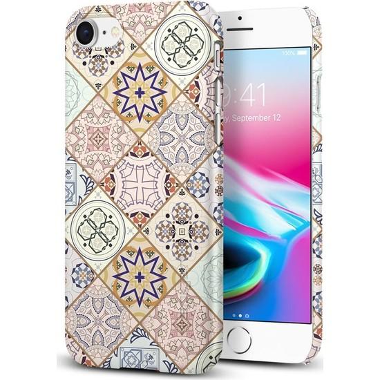 Spigen Apple iPhone SE 2020 / iPhone 8 / iPhone 7 Kılıf Thin Fit Design Edition Arabesque - 054CS22620