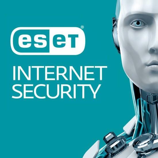 Eset Internet Security 2018 V.11 / 3 Kullanıcı 2 Yıl Dijital Lisans