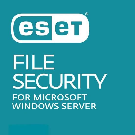 Eset File Security For Microsoftserver 2018 / 1 Kullanıcı 1 Yıl Dijital Lisans