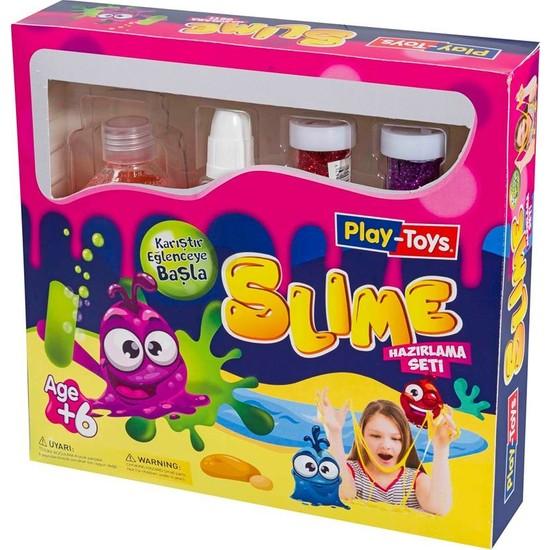 Playtoys Slime Hazırlama Seti