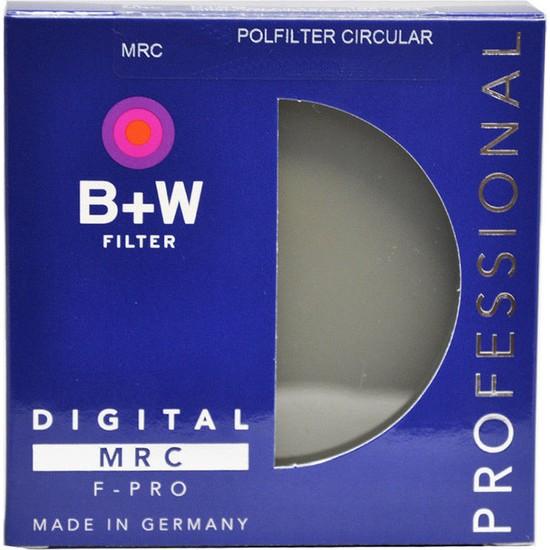 B+W 72mm S03M MRC CPL Polarize Filtre