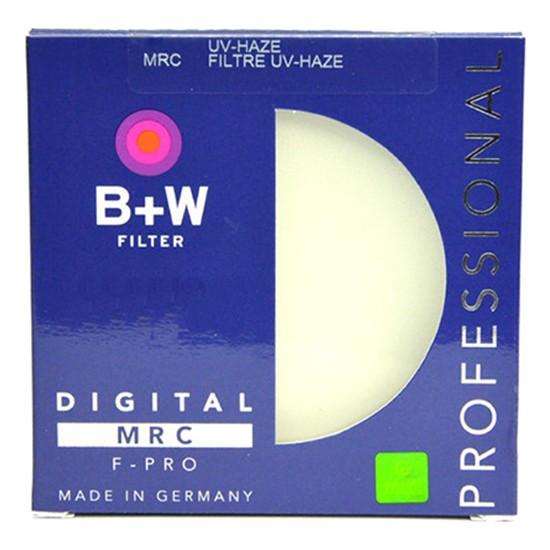 B+W 67mm MRC 010M UV Haze Filtre