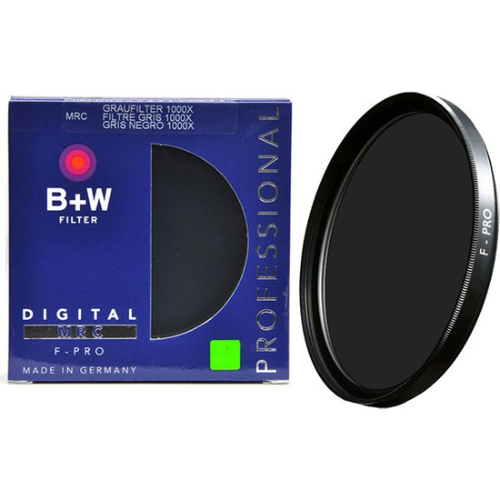B+W 77mm 110M NEUTRAL DENSITY ND3.0 1000X MRC FİLTRE