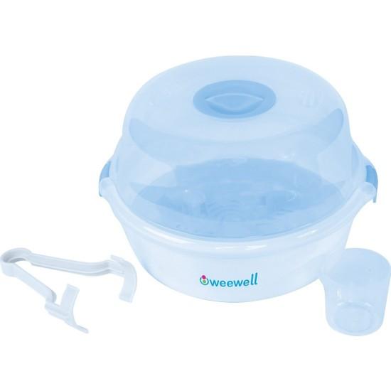 Weewell WSB100 Mikrodalga Buharlı Sterilizatör