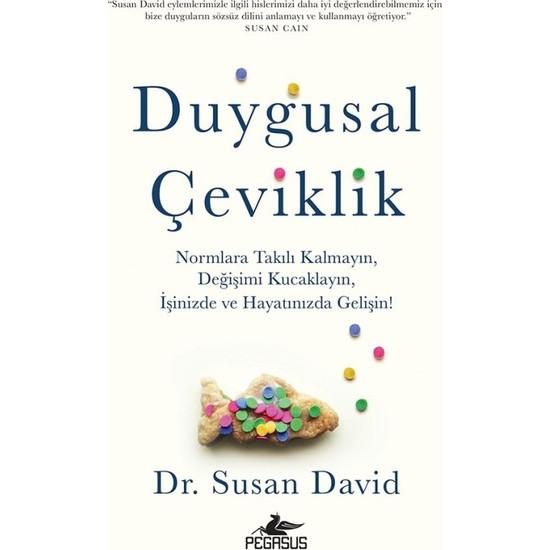 Duygusal Çeviklik - Susan David