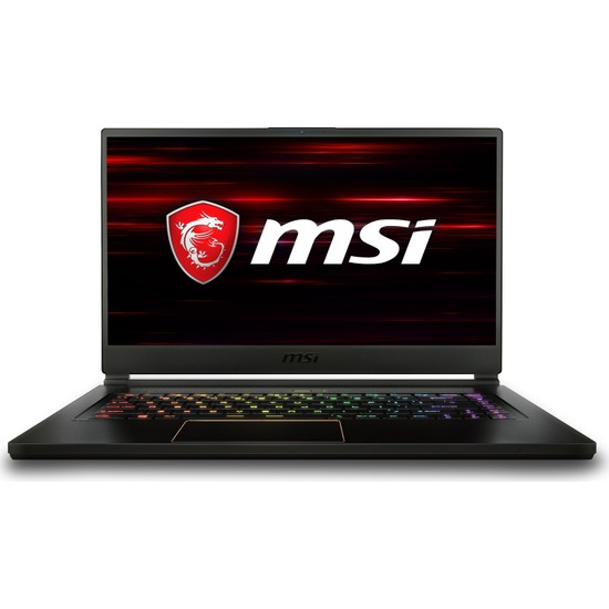 "MSI GS65 Stealth Thin 8RF-086TR Intel Core i7 8750H 16GB 512GB SSD GTX1070 Windows 10 Home 15.6"" FHD Taşınabilir Bilgisayar"