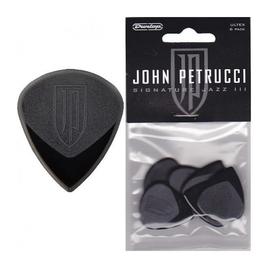 Jim Dunlop John Petrucci Jazz III 6lı Pena Seti (1.50mm)