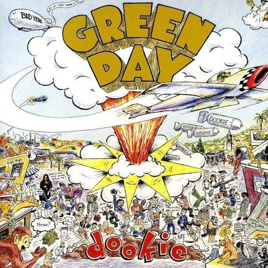 Green Day - Dooki Plak
