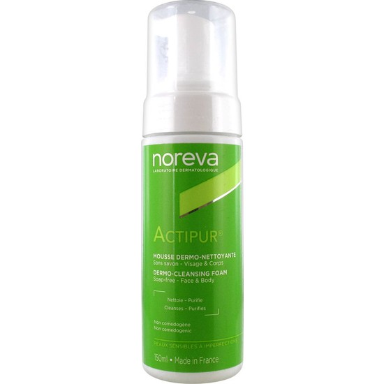 Noreva Actipur Dermo-Cleansing Foam 150 Ml