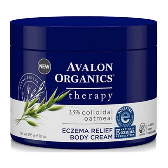 Avalon Organics Egzama Yardımcısı Vücut Kremi 296GR