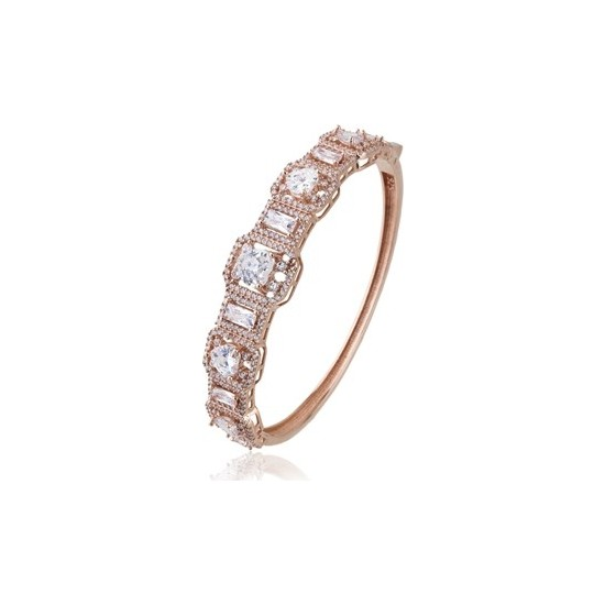 Paljewelry Kalp Figürlü Baget Bilezik