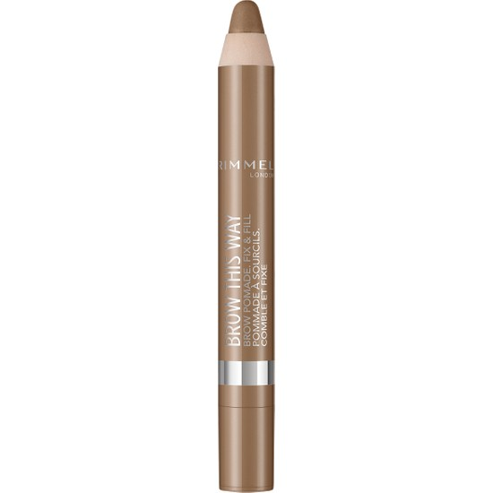 Rimmel London Brow This Way Kaş Pomadı - Medium