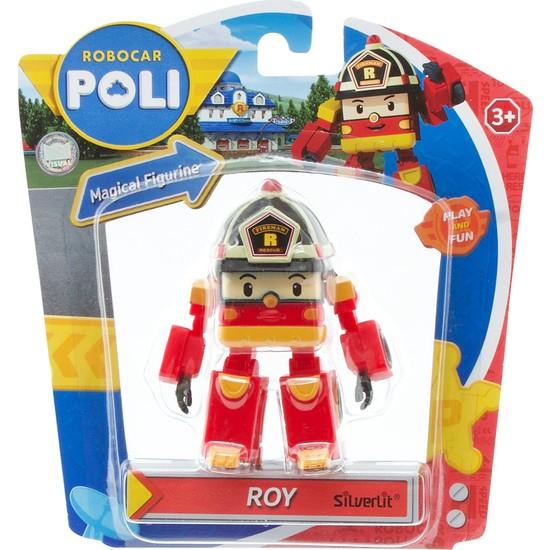 Robocar Poli Hareketli Figürler - Roy