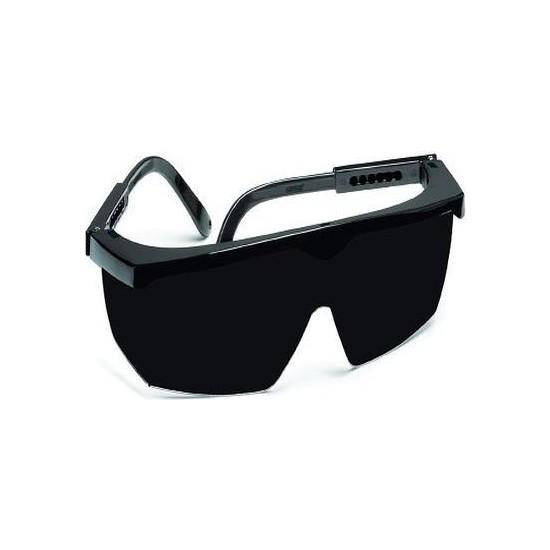Sgs Kaynak Çapak Gözlüğü Siyah Sgs305 (1 Adet)