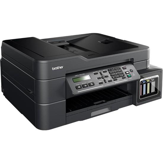 Brother MFC-T810W Fotokopi / Tarayıcı / Fax Tanklı Yazıcı