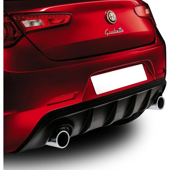 Alfa Romeo Giulietta Arka Tampon Eki - Difüzör (Plastik)