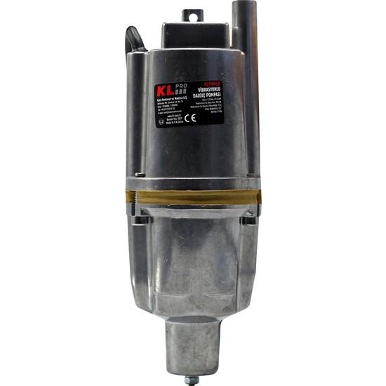 Klpro KLPVP60 0,33Hp Vibrasyonlu Dalgıç Pompa
