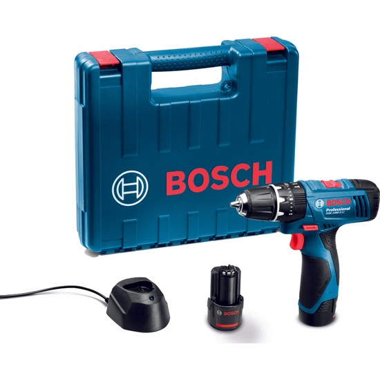Bosch Professional GSB 120-LI 1.5 Ah Çift Akülü Darbeli Delme / Vidalama Makinesi