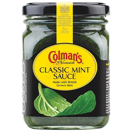Colman's Mint Sos 150Ml