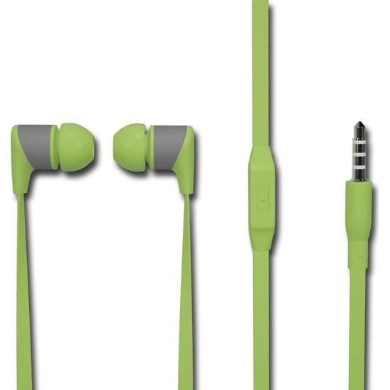 Soultech Stereo Mikrofonlu Kulaklık Yeşil (KK003Y)