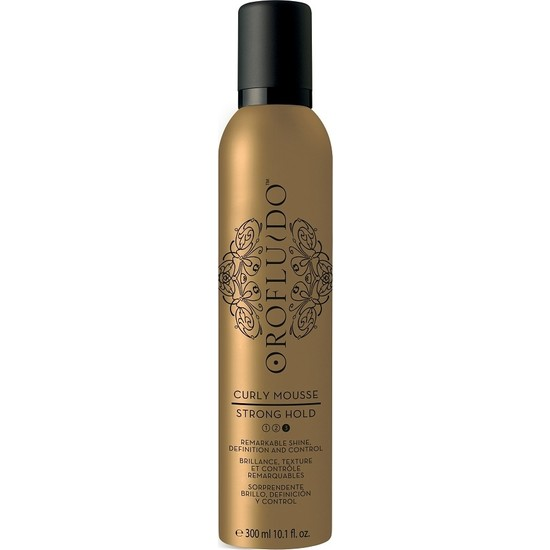 Revlon Orofluido Curly Strong Bukle Köpüğü 300 ml