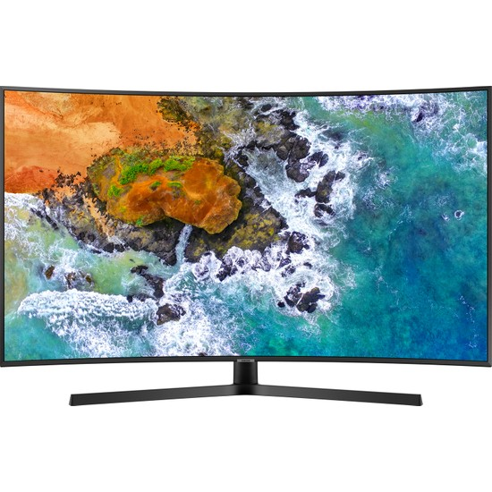 """Samsung 49NU7500 49"""" 122 Ekran Curved 4K Uydu Alıcılı Smart LED TV"""
