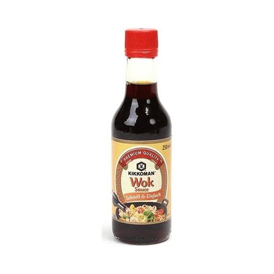 Kikkoman Wok Sauce 250 ml