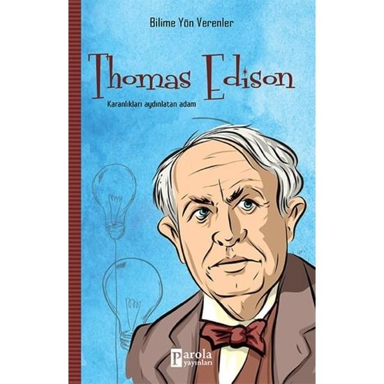 Thomas Edison - Mehmet Murat Sezer