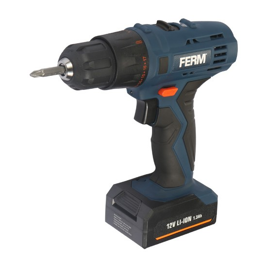 Ferm Power Cdm1129 Akülü Lı-Ion Matkap 12V 1,3Ah