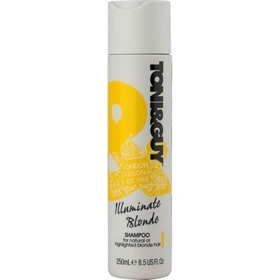 Toni&Guy Şampuan Sarı Saçlar İçin 250 ml
