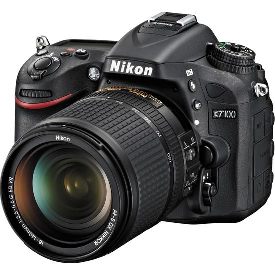 Nikon D7100 18-140 Mm Vr Lens Fotoğraf Makinası (İthalatçı Garantili)