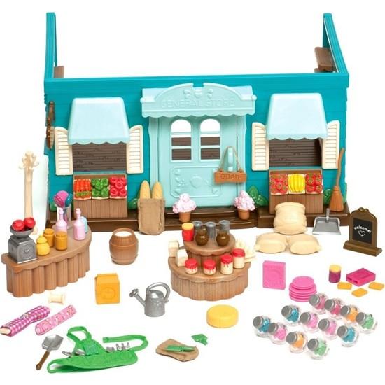 Li'l Woodzeez Market