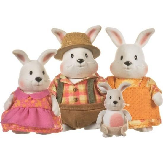 Li'l Woodzeez Tavşan Ailesi